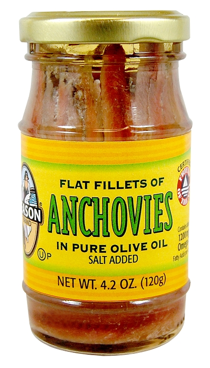 Price of anchovies
