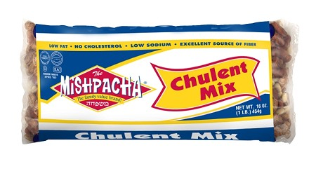 Mishpacha Chulent Mix, 16 oz. Bag (Case of 24)