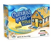 Manischewitz Chanukah House Decorating Kit (Case of 6)