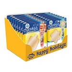 Chanukah Cookie's with Decorating Icing,12 Packs of 2 Dreidels & 12 Packs of 2 Stars of David