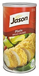 Jason Plain Bread Crumb