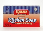 Rokeach Kosher Soap - Red