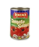 Rokeach Tomato Sauce With Mushrooms - Case of 24