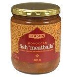 "Season Moroccan Fish ""Meatballs"" - Original - Glass Jar"