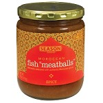 "Season Moroccan Fish ""Meatballs"" - Spicy - Glass Jar"