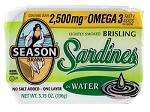 Season No Salt Added Scotland Sardines In Water