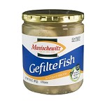 Manischewitz Gefilte Fish in Liquid Broth, 14.5 oz.