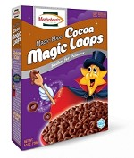 Manischewitz Magic Max's Cocoa Magic Loops Cereal, 5.5 oz. (Case of 12)