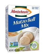 Manischewitz Matzo Ball Mix, 5. oz. (Case of 24)