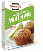 Manischewitz Apple Cinnamon Muffin Mix, 12 oz. (Case of 12)