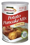 Manischewitz Family Size Potato Pancake Mix, 15 oz. Canister (Case of 12)