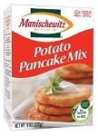 Manischewitz Potato Pancake Mix, 6 oz. (Case of 12)