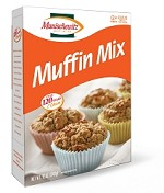 Manischewitz Muffin Mix, 12 oz. (Case of 12)