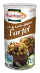 Manischewitz Whole Grain Matzo Farfel, 14 oz. Canister (Case of 12)