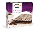 Manischewitz Ultimate Double Dipped Egg Matzo - Dairy, 8 oz. (Case of 12)