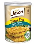 Jason Gluten Free Panko Crumbs, 10 Ounce, Pack of 6