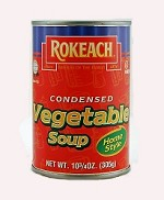 Rokeach Vegetable Soup, 10.75 oz. Can (Case of 24)