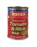Rokeach Tomato Rice Soup, 10.75 oz. (Case of 24)