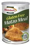 Manischewitz Gluten Free Matzo Meal, 15 oz. (Case of 12)