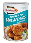 Manischewitz Sugar Free Coconut Macaroons, 10 oz. (Case of 12)
