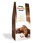Manischewitz Dark Chocolate Dipped Biscotti - Pareve, 4.25 oz. (Case of 12)