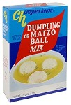 Croyden Matzo Ball/Dumpling Mix, 4.5 oz. (Case of 24)