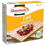 Manischewitz Egg Matzo, 12 oz. (Case of 12)