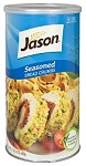 Jason Seasoned Bread Crumbs, 24 oz. (Case of 12)