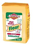 Mishpacha Unbleached Enriched High Gluten Flour, 5 lb. (Case of 8)