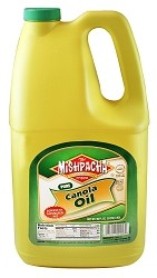Mishpacha Pure Canola Oil, 96 oz. (Case of 6)