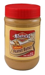 Mishpacha Creamy Peanut Butter, 18 oz. (Case of 12)