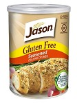 Jason Gluten Free Seasoned Coating Crumbs, 15 oz. (Case of 12)