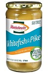 Manischewitz Whitefish & Pike in Liquid Broth, 24 oz. (Case of 12)