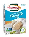 Manischewitz Reduced Sodium Matzo Ball Mix, 5 oz. (Case of 12)
