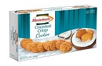 Manischewitz Coconut Crisp Cookies, 5.5 oz. (Case of 12)