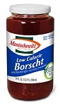 Manischewitz Low Calorie Borscht, 24 oz. (Case of 12)