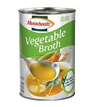 Manischewitz Vegetable Broth, 14 oz. (Case of 12)
